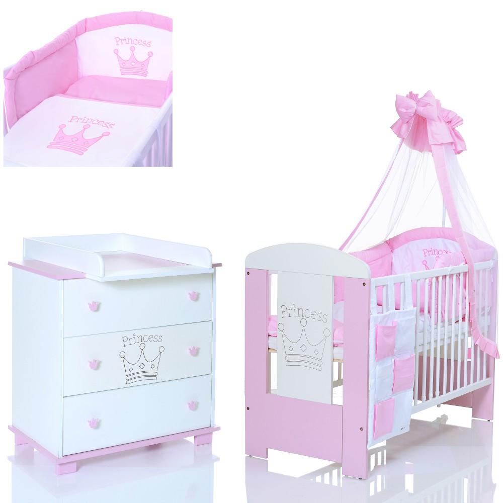 Was bieten Babyzimmer Komplett Sets? | LCP Kids